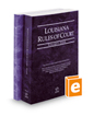 Louisiana Rules of Court - State and Federal, 2017 ed. (Vols. I & II, Louisiana Court Rules)