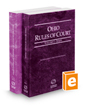 Ohio Rules of Court - State and Federal, 2020 ed. (Vols. I & II, Ohio Court Rules)