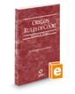 Oregon Rules of Court - Federal, 2019 ed. (Vol. II, Oregon Court Rules)