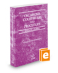 Oklahoma Court Rules and Procedure - Federal, 2020 ed. (Vol. II, Oklahoma Court Rules)