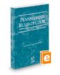 Pennsylvania Rules of Court - Federal, 2020 ed. (Vol. II, Pennsylvania Court Rules)