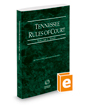 Tennessee Rules of Court - State, 2019 ed. (Vol. I, Tennessee Court Rules)