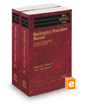 Bankruptcy Procedure Manual: Federal Rules of Bankruptcy Procedure Annotated, 2021 ed. (West's® Bankruptcy Series)