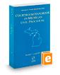 Courtroom Handbook on Michigan Civil Procedure, 2016 ed. (Michigan Court Rules Practice)