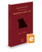 Family Law, 2021 ed. (Vol. 21, Missouri Practice Series)