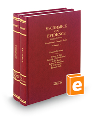 McCormick on Evidence, 7th (Practitioner Treatise Series)