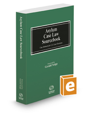 Asylum Case Law Sourcebook, 16th