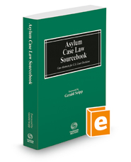 Asylum Case Law Sourcebook, 18th