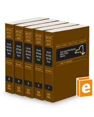 Law and The Family New York Forms, 2021 ed. (New York Practice Library)