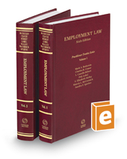 Rothstein, Craver, Hébert, Lobel, Malloy, McCormick, and Sperino's Employment Law, 6th (Practitioner Treatise Series)