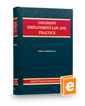 Colorado Employment Law and Practice, 3d (Vol. 16, Colorado Practice Series)