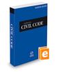California Civil Code, 2021 ed. (California Desktop Codes)