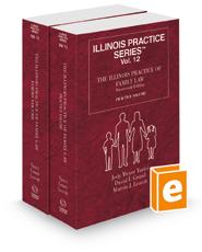 The Illinois Practice of Family Law, 2021 ed. (Vol. 12 & 13, Illinois Practice Series)