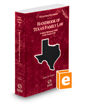 Handbook of Texas Family Law, 2020-2021 ed. (Vol. 33, Texas Practice Series)
