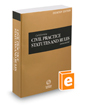 California Civil Practice Statutes and Rules Annotated, 2017 ed. (California Desktop Codes)