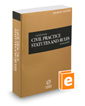 California Civil Practice Statutes and Rules Annotated, 2018 ed. (California Desktop Codes)
