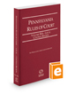 Pennsylvania Rules of Court - Local Central, 2019 revised ed. (Vol. IIIA, Pennsylvania Court Rules)