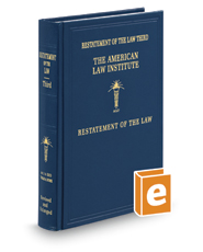 Restatement of the Law (3d) of Property—Wills and Other Donative Transfers