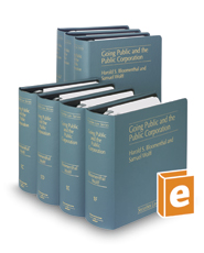 Going Public and the Public Corporation (Vols. 1, 1A, 1B, 1C, 1D, 1E, 1F, 1G & 1H Securities Law Series)