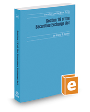 Section 16 of The Securities Exchange Act, 2017 ed. (Securities Law Handbook Series)