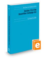 Section 16 of The Securities Exchange Act, 2018 ed. (Securities Law Handbook Series)