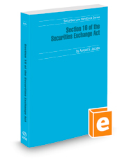 Section 16 of The Securities Exchange Act, 2020-2021 ed. (Securities Law Handbook Series)
