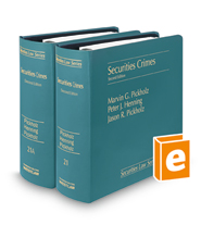 Securities Crimes, 2d (Vol. 21-21A, Securities Law Series)