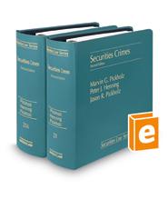 Securities Crimes, 2d (Vol. 21-21A, Securities Law Series)