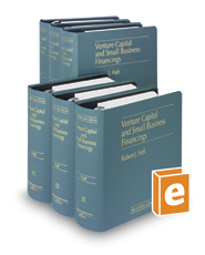 Venture Capital and Small Business Financings (Vols. 2, 2A, 2B, 2C, 2D and 2E, Securities Law Series)