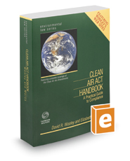 Clean Air Act Handbook, 27th (Environmental Law Series)