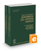 Environmental Spill Reporting Handbook, 2016-2017 ed. (Environmental Law Series)