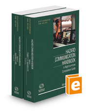 Hazard Communication Handbook: A Right-to-Know Compliance Guide, 2015-2016 ed. (Environmental Law Series)