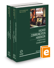 Hazard Communication Handbook: A Right-to-Know Compliance Guide, 2020-2021 ed. (Environmental Law Series)