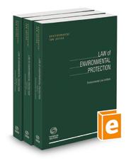 Law of Environmental Protection (Environmental Law Series), 2018-1 ed.