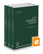 Law of Environmental Protection (Environmental Law Series), 2020-1 ed.