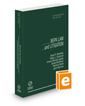 NEPA Law and Litigation, 2d, 2021 ed. (Environmental Law Series)
