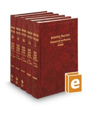 Probate Law & Practice, 3d (Vols. 5-5D, Missouri Practice Series)