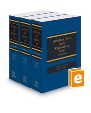 Aviation Tort and Regulatory Law, 2020 ed.