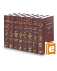 Rules of Procedure Annotated, 3d (Vols. 1- 4A, Indiana Practice Series)