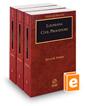 Louisiana Civil Procedure, 2017 ed. (Louisiana Practice Series)
