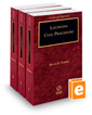 Louisiana Civil Procedure, 2020 ed. (Louisiana Practice Series)