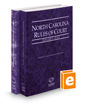 North Carolina Rules of Court - State and Federal, 2019 ed. (Vols. I & II, North Carolina Court Rules)
