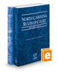 North Carolina Rules of Court - State and Federal, 2020 ed. (Vols. I & II, North Carolina Court Rules)
