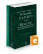 Wisconsin Court Rules and Procedure - State and Federal, 2022 ed. (Vols. I & II, Wisconsin Court Rules)