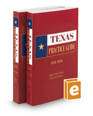 Civil Trial, 2017 ed. (Texas Practice Guide)