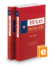 Civil Trial, 2018 ed. (Texas Practice Guide)