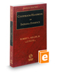 Courtroom Handbook on Indiana Evidence, 2016-2017 ed. (Vol. 13B, Indiana Practice Series)