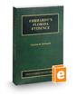 Ehrhardt's Florida Evidence, 2018 ed. (Vol. 1, Florida Practice Series)
