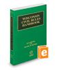 Wisconsin Civil Rules Handbook, 2017 ed. (Vol. 3B, Wisconsin Practice Series)