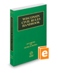 Wisconsin Civil Rules Handbook, 2018 ed. (Vol. 3B, Wisconsin Practice Series)